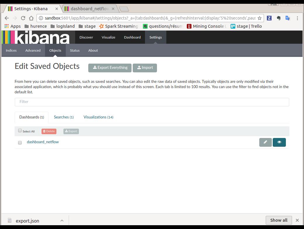 Netflow/Logisland integration - Handling Netflow traffic
